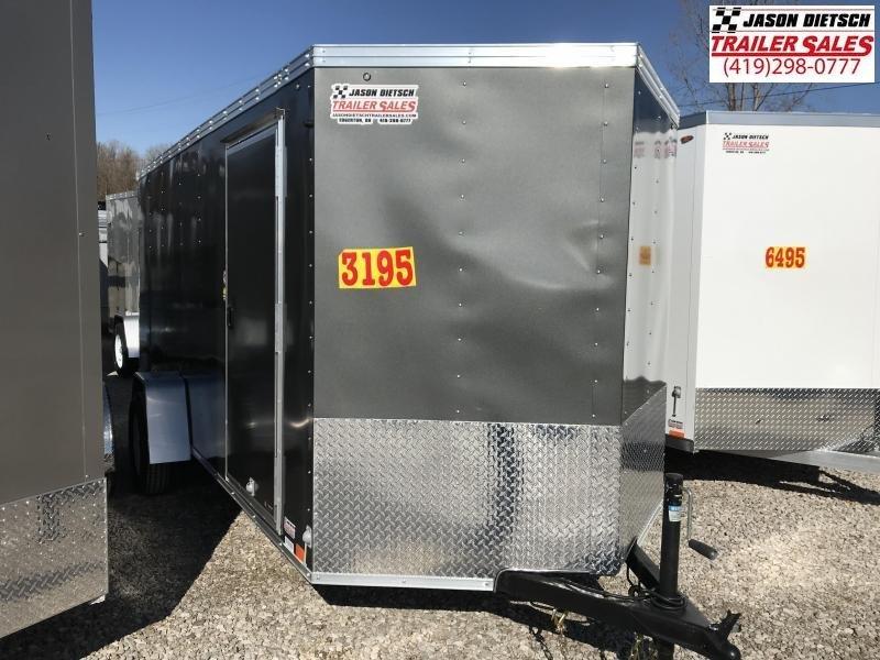 2020 United Trailers XLV 6X14S Enclosed Cargo Trailer 172590