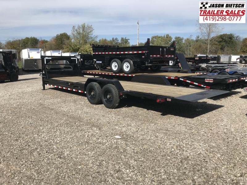2019 Load Trail 83X26 *Tilt-n-Go* Gooseneck Tandem Axle Equipment Trailer...# 175314