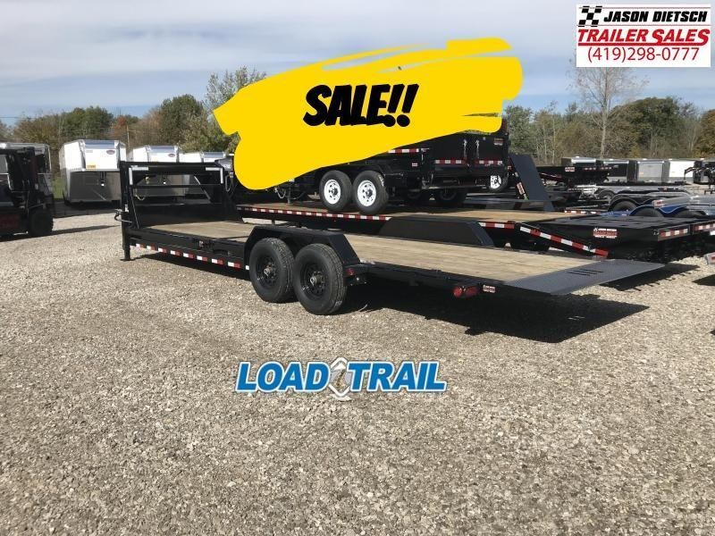 2019 Load Trail Tilt-n-Go 83X26 Open Equipment/Car Trailer