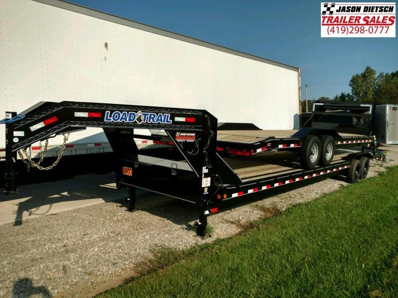 2019 Load Trail 102X36 Equipment Trailer