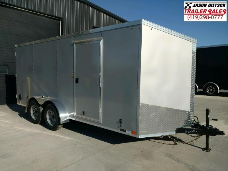 2020 United XLV 7x16 Slant/V-Nose Cargo Trailer