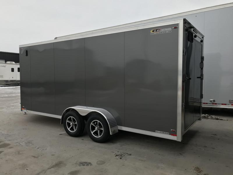 "2019 Legend FTV 7x21 Cargo Trailer 6"" Extra Height"