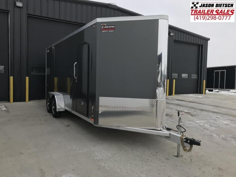 2019 Legend FTV 7x21 Cargo Trailer Extra Height
