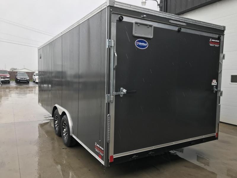 2020 United XLTV 8.5X23 Car/Race Trailer