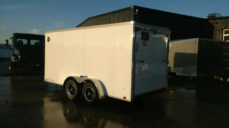 2020 United Trailers XLV 7x14 V-Nose Enclosed Cargo Trailer....Stock# UN-172160