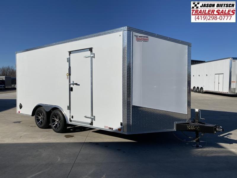 2020 United Trailers XLTV 8.5x19 VNose  Car Hauler....Stock # UN-166600