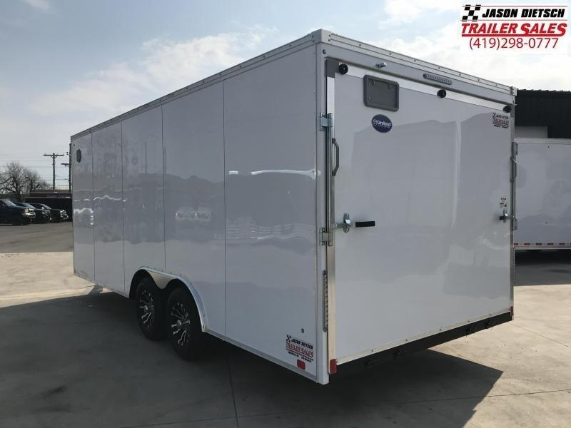 2020 United XLT-8.5X20 Car/Race Trailer