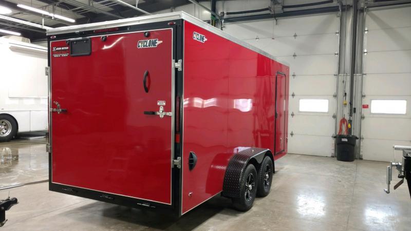 2020 Legend STV 7X18 Cargo Trailer