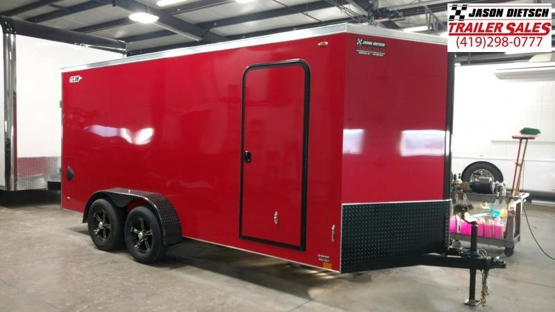 2020 Legend STV 7X18 Cargo Trailer