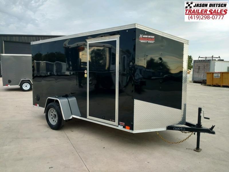2020 United XLV 6X12 V-Nose Slant Enclosed Cargo Tr....Stock# UN-170082