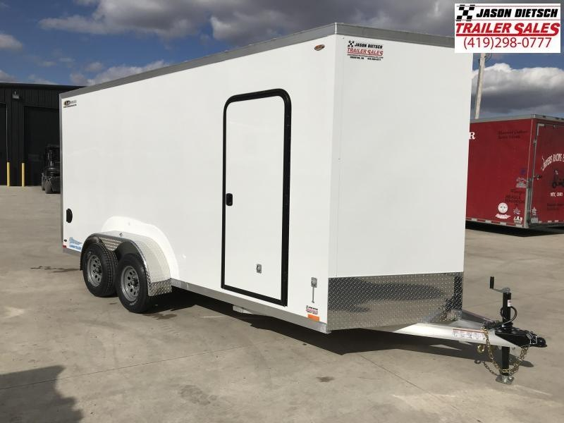 "2019 Legend STV 7X18 Cargo Trailer 6"" Extra Height"