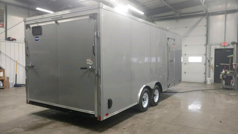 2020 United XLTV 8.5X23 Enclosed  Wedge/Slant Nose Car/Race Trailer