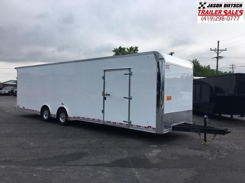 2020 United UXT 8.5X28 Car/Racing Hauler
