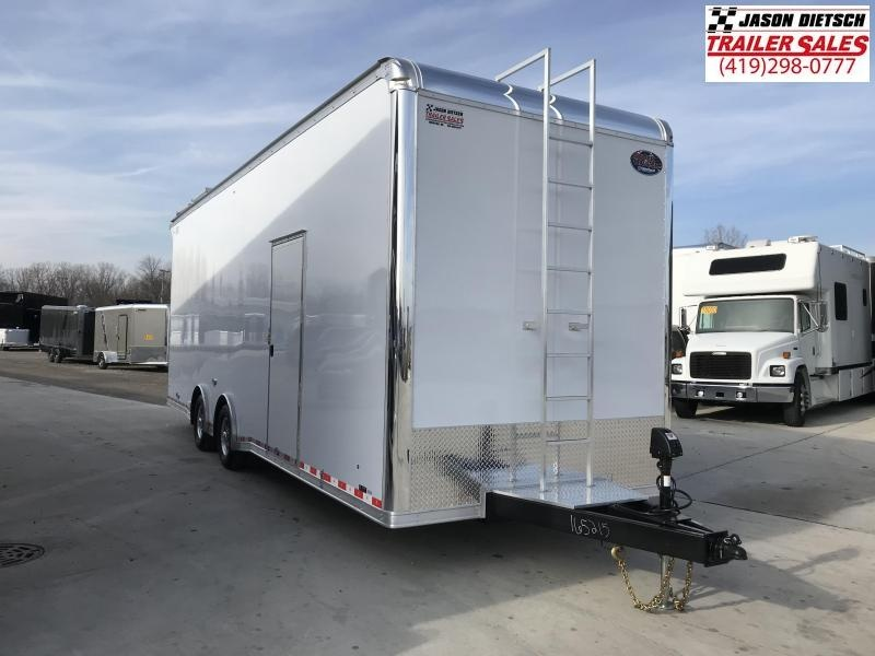 2019 United 8.5X28 SPRINT CAR TRAILER...# 165215