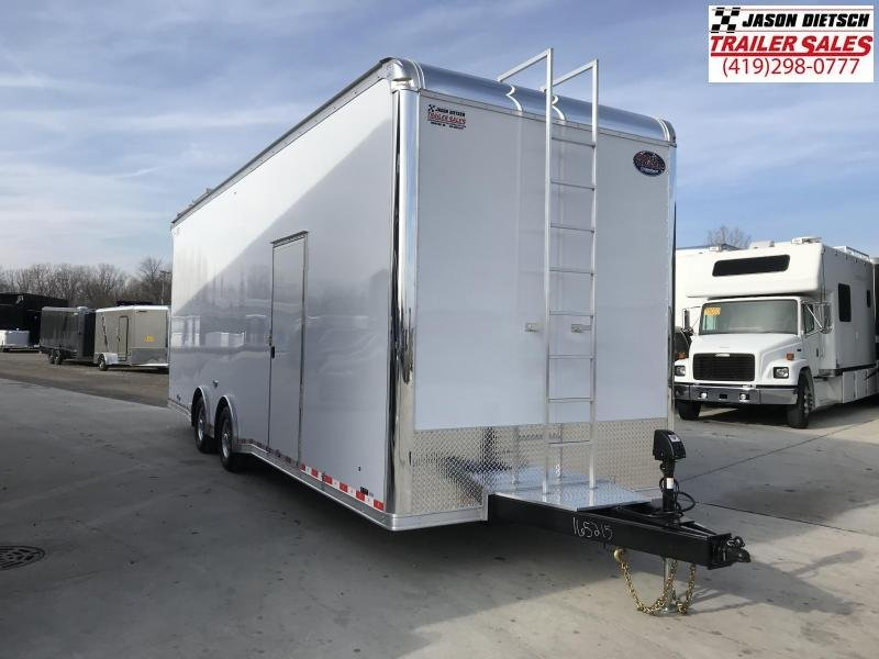 2019 United 8.5X28 Sprint Car Hauler