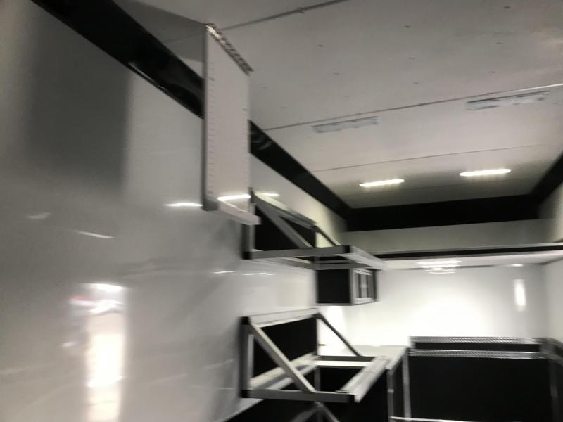 2019 United 8.5X28 Sprint Car Hauler