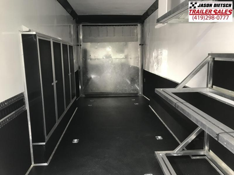 2019 United Trailers 8.5X28 SPRINT CAR TRAILER....STOCK# UN-165215