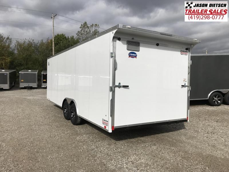2020 United XLT 8.5X24 Cargo- Car/Racing Hauler