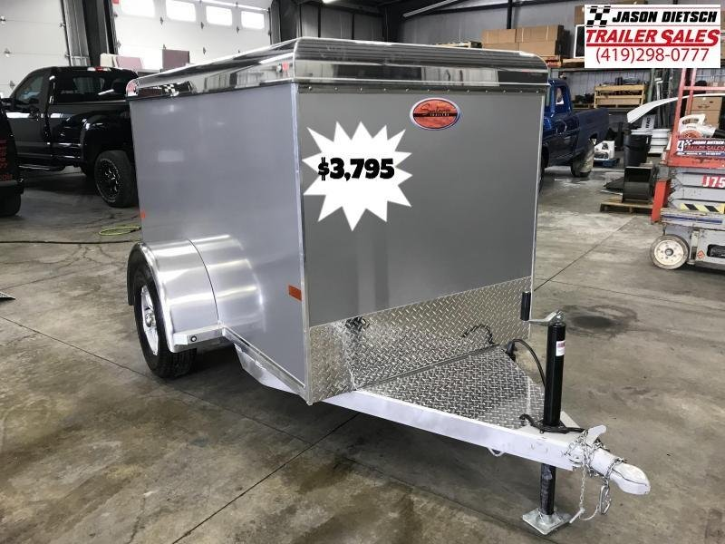 2019 Sundowner MiniGo 4X8 Enclosed Cargo Trailer...# CA2906