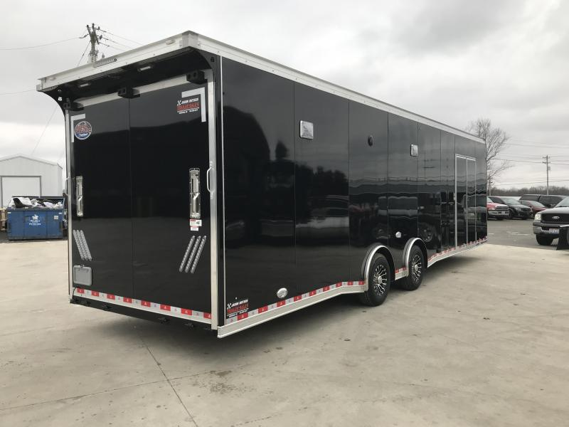 2019 United 8.5X32 Car/Racing Hauler Extra Height