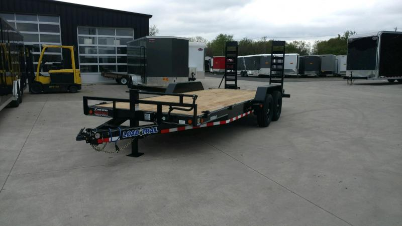 2020 Load Trail 83X20 Tandem Axle Carhauler Car / Equipment Trailer...STOCK# LT-207919