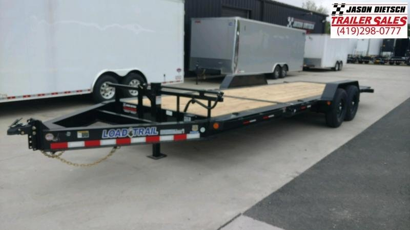 2020 Load Trail 83X20 Tilt Equipment Trailer