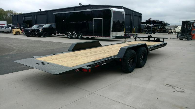 2020 Load Trail 83X20 Tilt Equipment Trailer STOCK....LT-208259