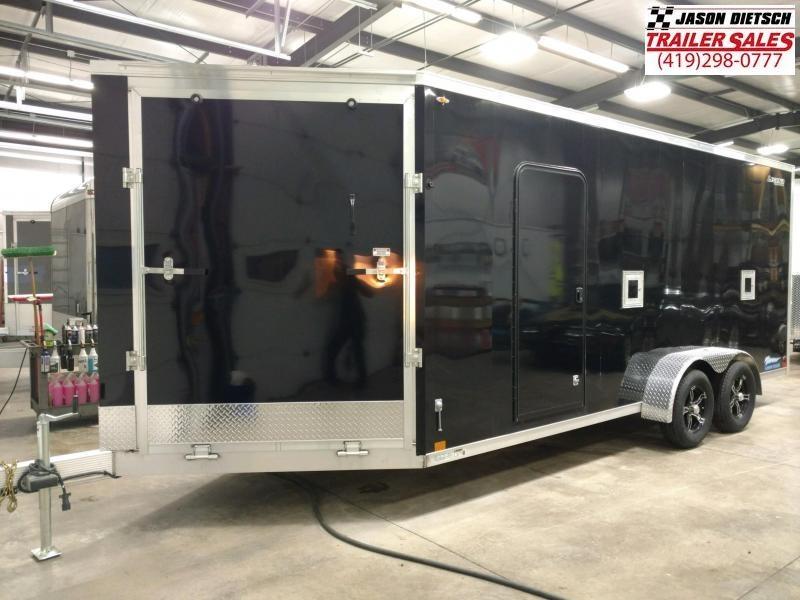 "2020 Legend Thunder 7X23  Snowmobiles, ATV/UTV, Powersports, Lawn & Landscape Trailer 6"" Extra Height"
