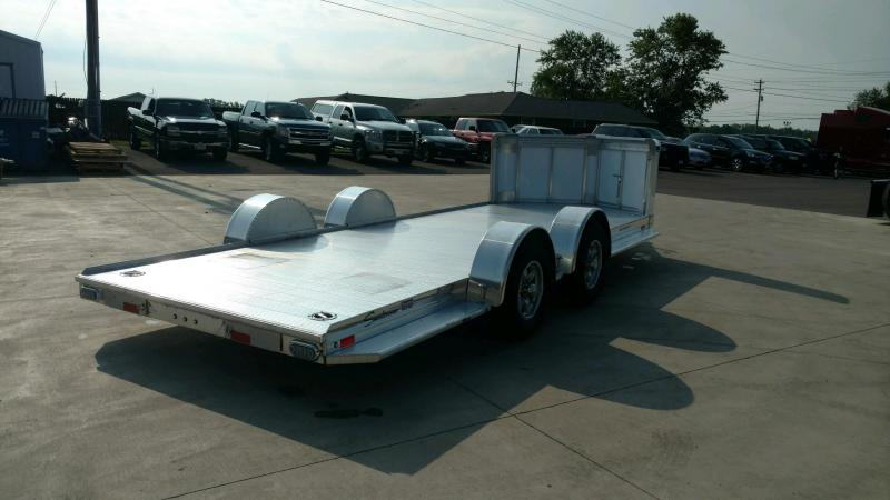 2020 Sundowner Sunlite 6.9X21 Open Car Hauler Trailer