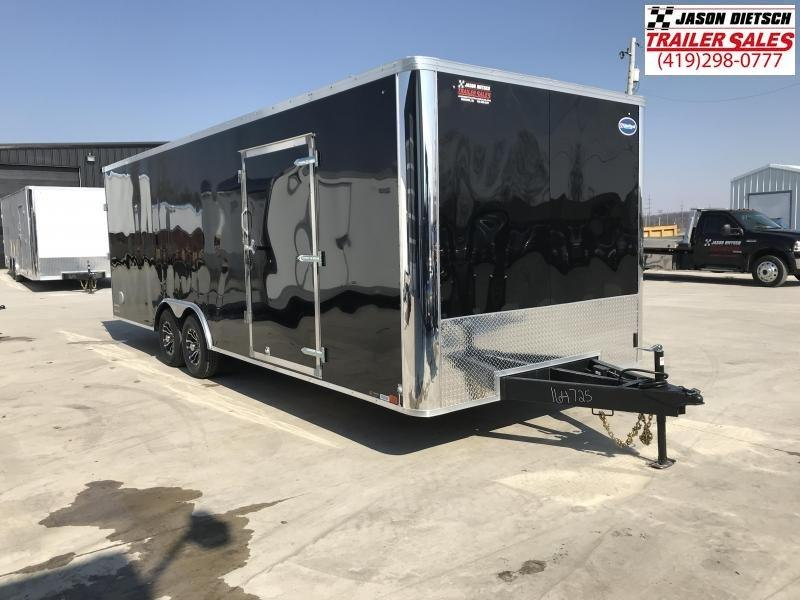 2020 United XLT-8.5X24 Cargo-Car/Racing Trailer