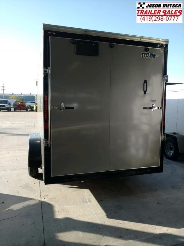 2020 Legend Manufacturing EXTRA HEIGHT 7X18 STVt Enclosed Cargo Trailer....STOCK# LG-317541