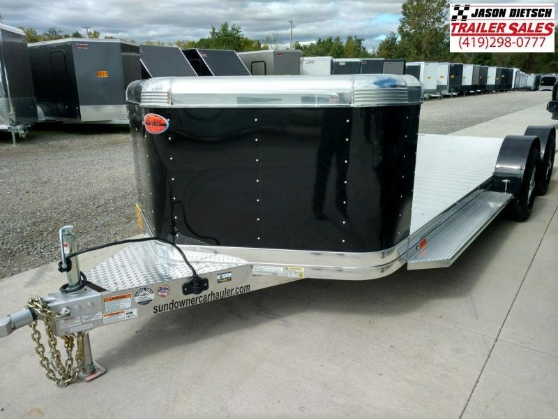 2020 Sundowner 6.9X21 Open Car Hauler Trailer