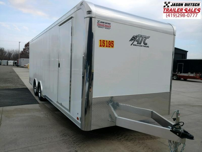 2020 ATC Ravan 8.5X24 Car/Race Trailer