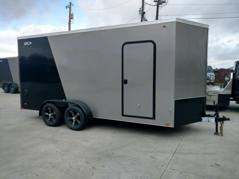 2020 Legend Manufacturing 7X18 STV Enclosed Cargo Trailer....STOCK# LG-1317544