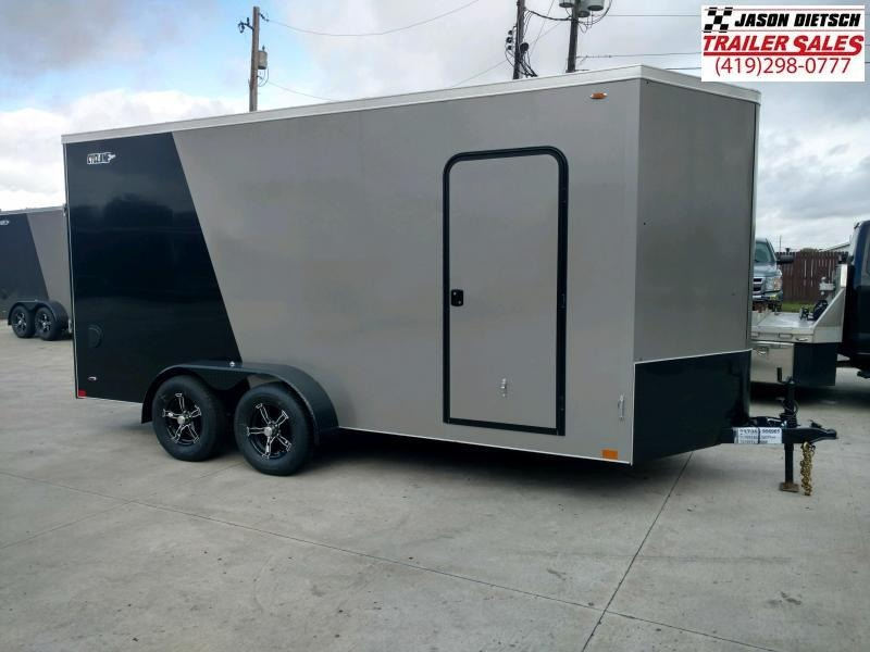 "2020 Legend STV 7X18 Cargo Trailer 6"" Extra Height"