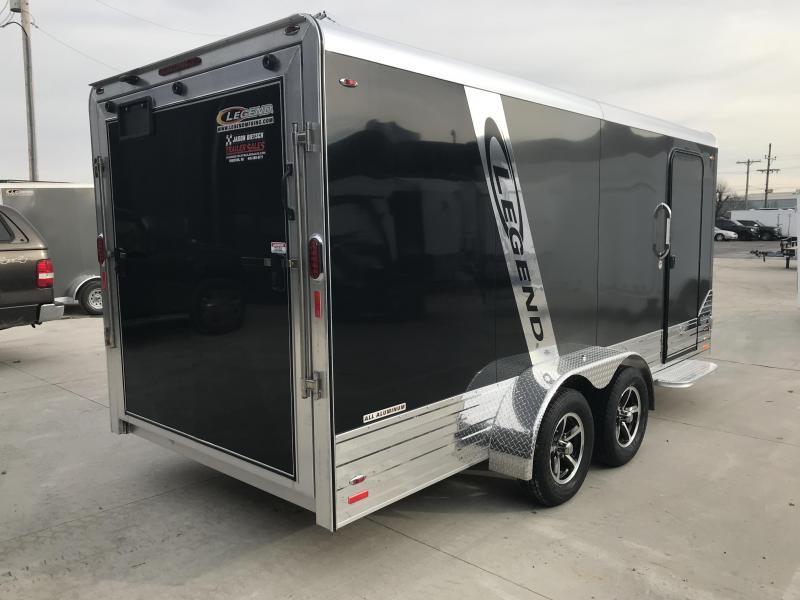 2019 Legend DVN 7x19 Cargo Trailer