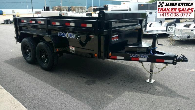 2020 Load Trail 72X12 Tandem Axle Dump Trailer....STOCK# LT-207305