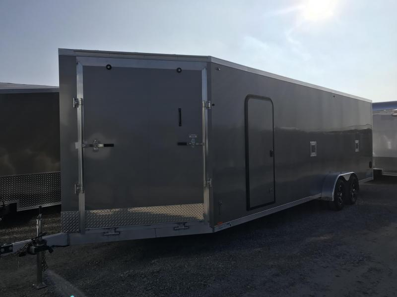 2019 Legend Thunder 7X29 Snowmobile Trailer 6' Extra Height