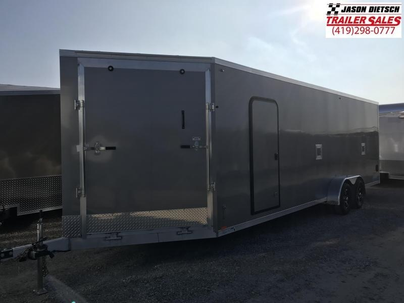 2019 Legend Thunder 7X29 Snowmobile/ATV Trailer