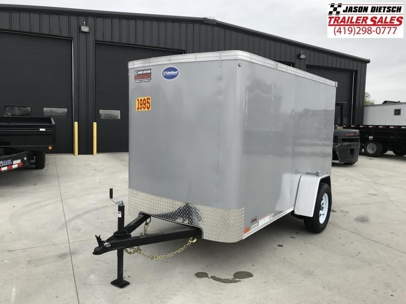 2020 United XLE 5X10 Enclosed Cargo Trailer...# 170691