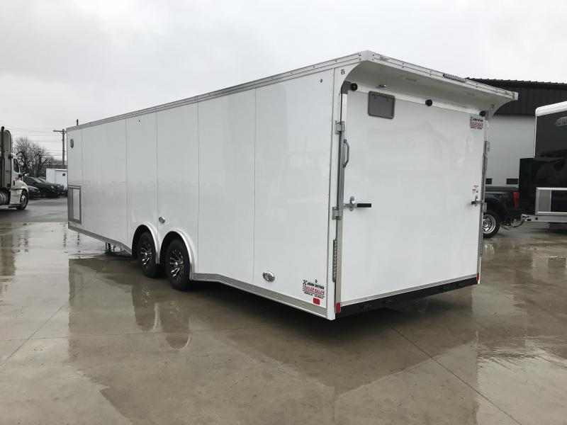 2020 United Trailers XLT 8.5X28 Car / Racing Trailer....STOCK# UN-166476