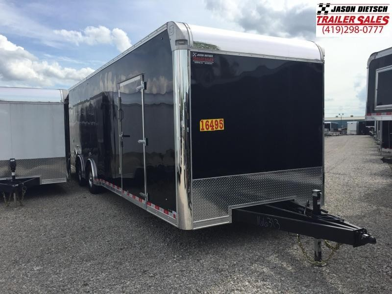 2020 United Trailers UXT 8.5X32 Extra Height Enclosed Cargo Trailer... STOCK# UN-166313