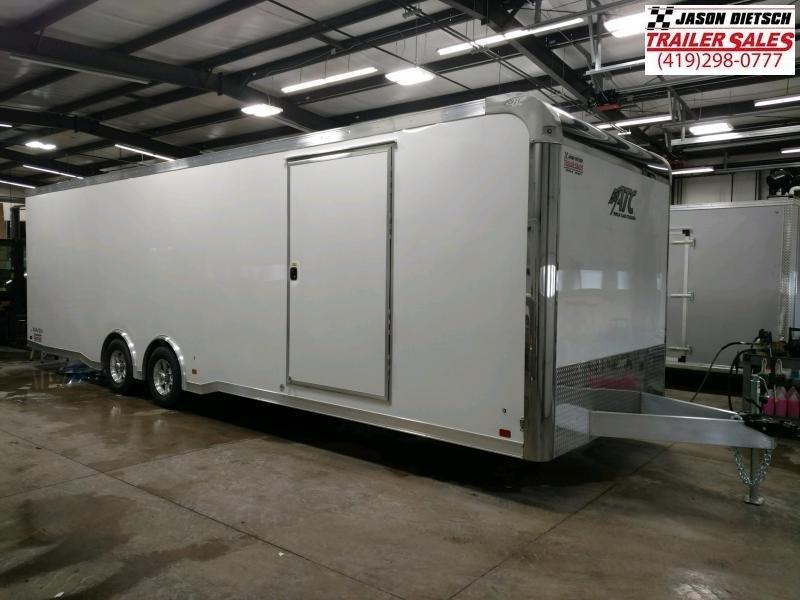 2020 ATC RAVAN 8.5X28 Car/Racing Trailer...# 219616