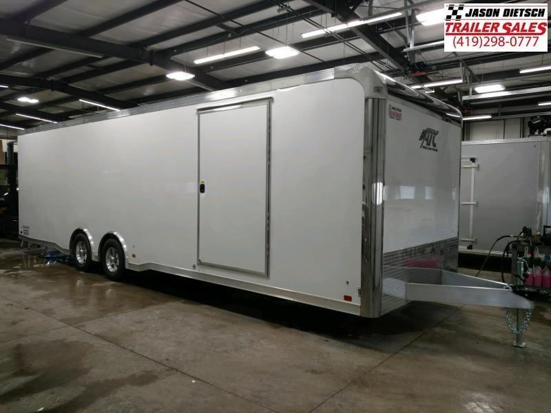 2020 ATC Ravan 8.5X28 Car/Racing Trailer