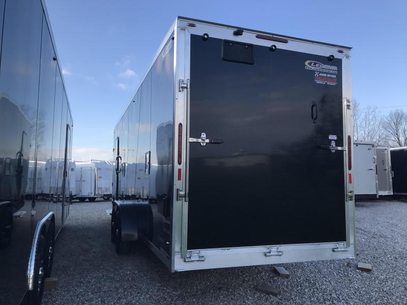 2019 Legend Explorer 7X29 Snowmobile/ATV Trailer Extra Height