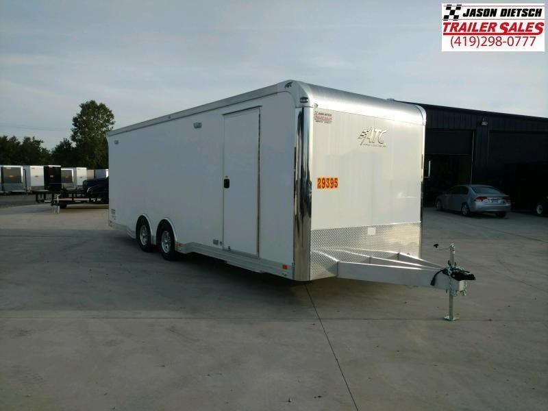 2019 ATC 8.5X24 Car/Race Trailer