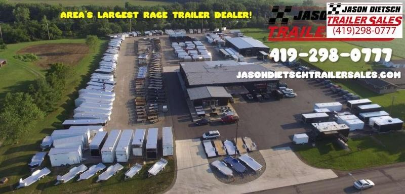 2019 United Trailers 8.5X32 Car / Racing Trailer....STOCK UN-166318