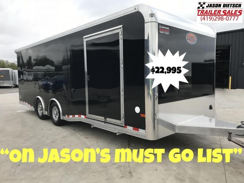 2019 Sundowner Trailers 8.5X24 Car / Racing Trailer....Save $1200