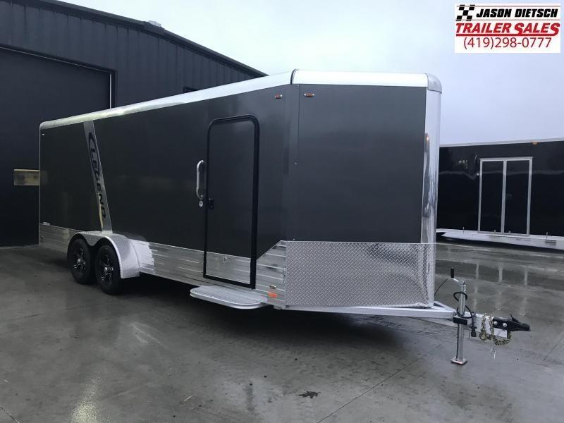 "2019 Legend DVN 7X23 Cargo Trailer 6"" Extra Height"