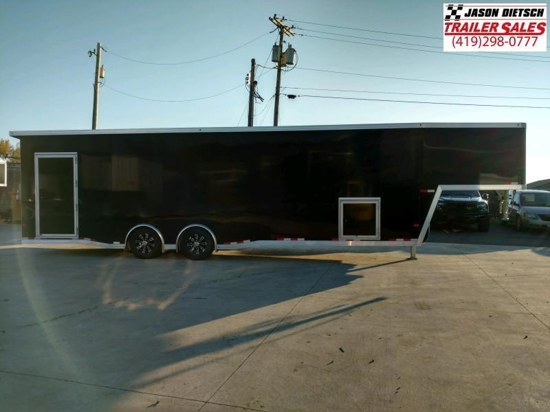 2020 Sundowner Sunlite 8.5x28 Car/Racing Hauler Extra Height}